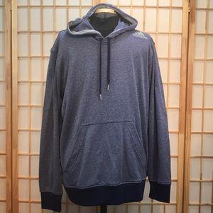 Adidas Blue Ultimate Hoodie
